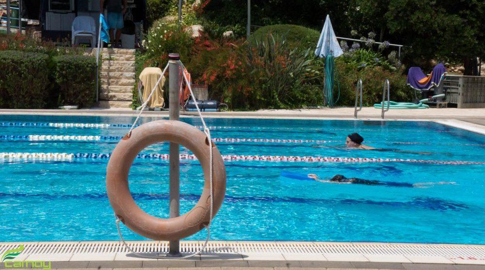 משאבות חום לבריכות שחייה